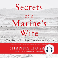 Secrets of a Marine's Wife: A True Story of Marriage, Obsession, and Murder