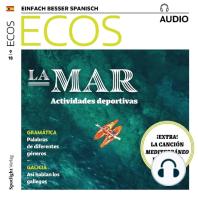 Spanisch lernen Audio - Sport am Meer