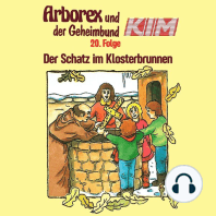 Arborex und der Geheimbund KIM, Folge 20