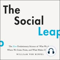 The Social Leap