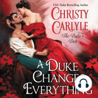 A Duke Changes Everything