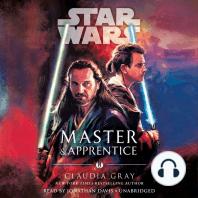 Star Wars: Master & Apprentice: A Star Wars Disney Canon Novel