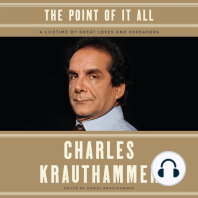 The Point of It All: A Lifetime of Great Loves and Endeavors
