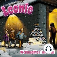 Weihnachten im Stall (Leonie - Abenteuer auf vier Hufen)