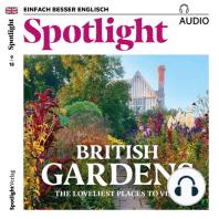 Englisch lernen Audio - Britische Gärten