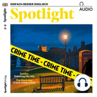 Englisch lernen Audio - Krimizeit