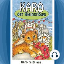 Karo reißt aus (Karo der Kleinstlöwe 1): Ein musikalisches Kinder-Hörspiel