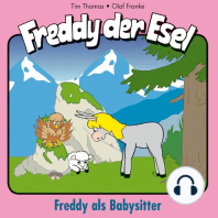 Freddy als Babysitter (Freddy der Esel 28)
