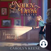 Nancy Drew Diaries: Famous Mistakes: Nancy Drew Diaries, Book 17