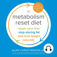 The Metabolism Reset Diet