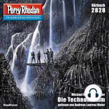 """Perry Rhodan 2828: Die Technoklamm: Perry Rhodan-Zyklus """"Die Jenzeitigen Lande"""""""