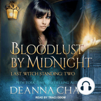 Bloodlust by Midnight: Last Witch Standing: Two