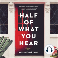 Half of What You Hear