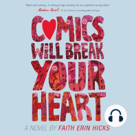 Comics Will Break Your Heart