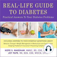 Real-Life Guide to Diabetes: Practical Answers to Your Diabetes Problems