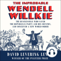 The Improbable Wendell Willkie