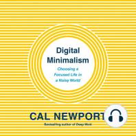 Digital Minimalism