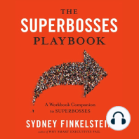 The Superbosses Playbook