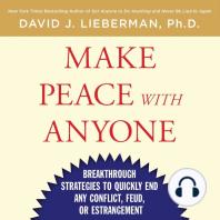 Make Peace with Anyone
