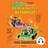 Beach Battle Blowout: Welcome to Wonderland, Book 4
