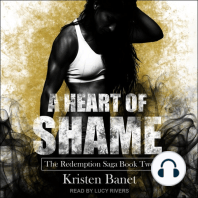 A Heart of Shame: The Redemption Saga, Book Two