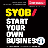 Start Your Own Business: The Only Startup Book You'll Ever Need [7th Edition]