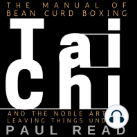 The Manual Of Bean Curd Boxing