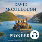 Audiolivro, The Pioneers: The Heroic Story of the Settlers Who Brought the American Ideal West - Ouça a audiolivros gratuitamente, com um teste gratuito.