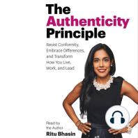 The Authenticity Principle