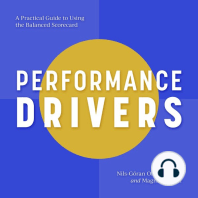 Performance Drivers: A Practical Guide to Using the Balanced Scorecard