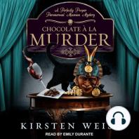 Chocolate a la Murder