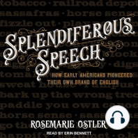 Splendiferous Speech