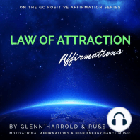 Law of Attraction Affirmations: Motivational Affirmations & High Energy Dance Music