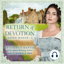 A Return of Devotion: Haven Manor, Book 2