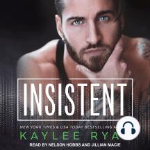 Insistent: Soul Serenade, Book 4