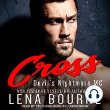 Cross: Devil's Nightmare MC, Book 1