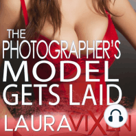 The Photographer's Model Gets Laid