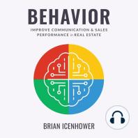 Behavior: Improve Communication & Sales Performance in Real Estate