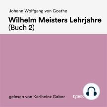 Wilhelm Meisters Lehrjahre (Buch 2)