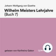 Wilhelm Meisters Lehrjahre (Buch 7)