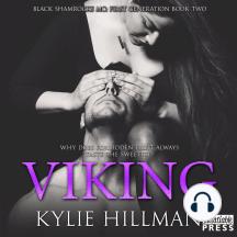 Viking: Black Shamrocks MC: First Generation Book 2
