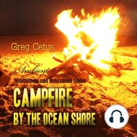 Campfire By The Ocean Shore