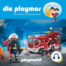 Die Playmos, Folge 62: Der falsche Feuerwehrmann