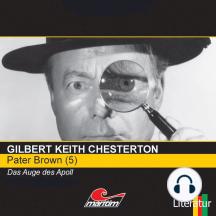 Pater Brown, Folge 5: Das Auge des Apoll