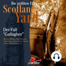 """Die größten Fälle von Scotland Yard, Folge 35: Der Fall """"Gallagher"""""""