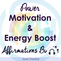 Power Motivation & Energy Boost