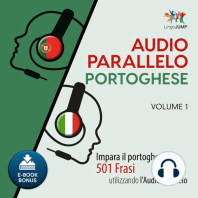 Audio Parallelo Portoghese