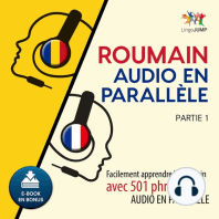 Roumain audio en parallle