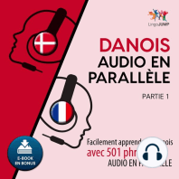 Danois audio en parallle