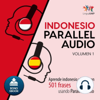 Indonesio Parallel Audio